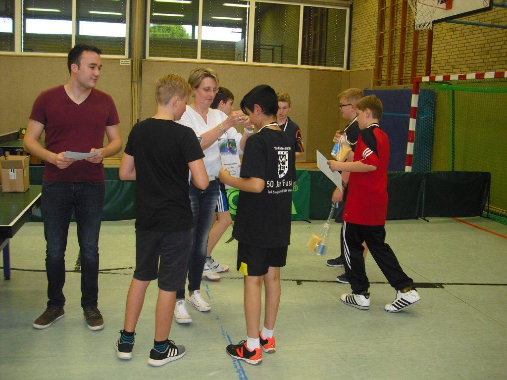 Jugendvereinsmeisterschaften 2017