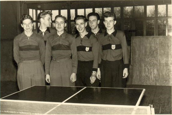 1959 Aufstieg in die Bezirksklasse