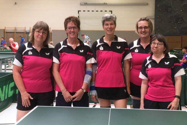 Seniorinnen 50 bei Deutschen Meisterschaften