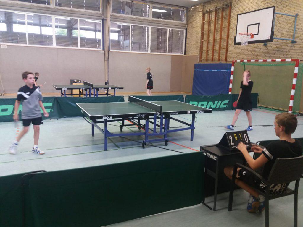 Jugend - Vereinsmeisterschaften 2019